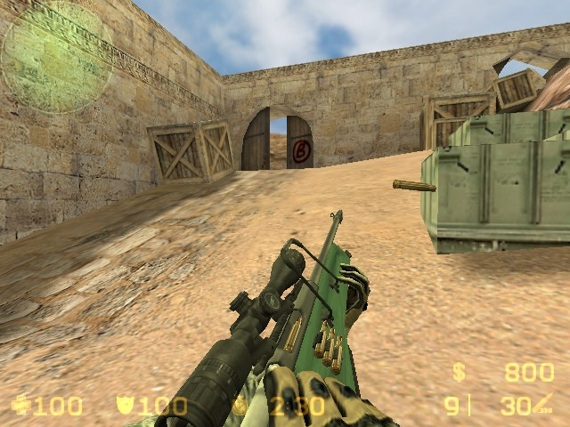 Св-98 for AWP
