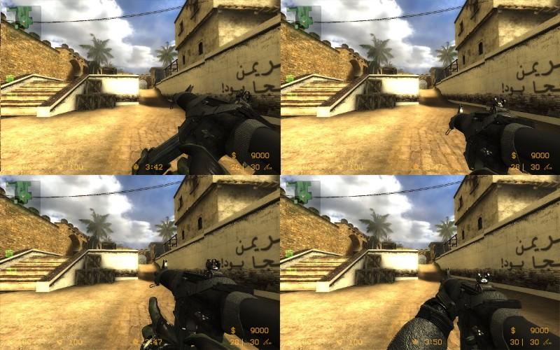[CS:S] COD7 Black Ops Commando by igoriok999 zeej anims 19797815