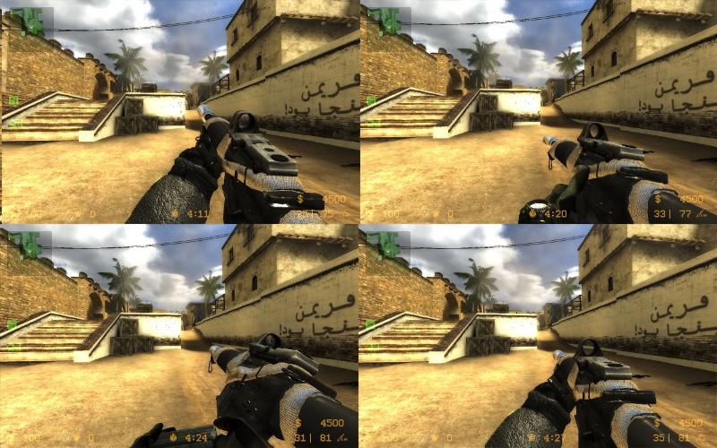 [CS:S] COD7 Black Ops Commando by igoriok999 zeej anims 21009955